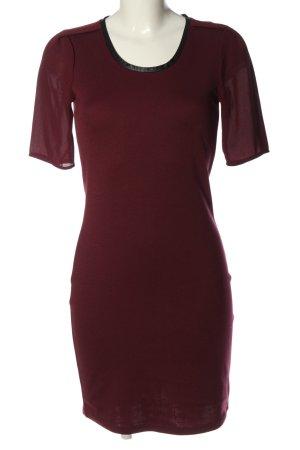 Vero Moda Minikleid rot Casual-Look