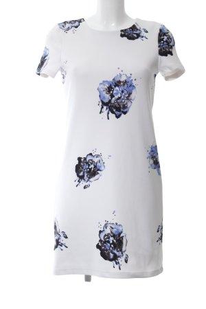 Vero Moda Minikleid Blumenmuster Casual-Look