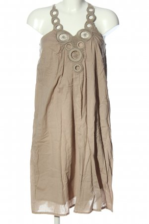 Vero Moda Minikleid creme Casual-Look