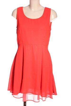 Vero Moda Minikleid rot Elegant