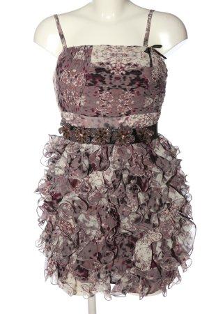 Vero Moda Minikleid abstraktes Muster extravaganter Stil