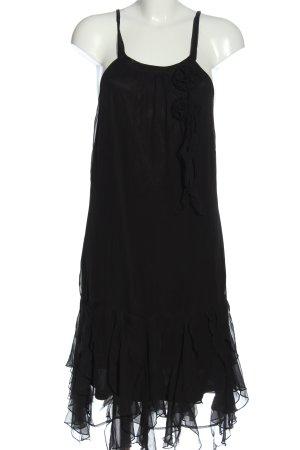 Vero Moda A-Linien Kleid schwarz Casual-Look