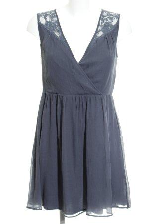 Vero Moda Minikleid dunkelblau Elegant