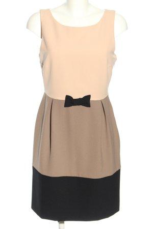 Vero Moda Minikleid mehrfarbig Casual-Look