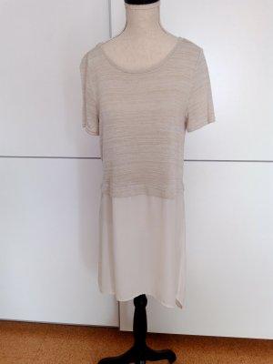 Vero Moda Robe bas asymétrique crème