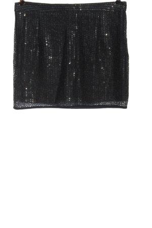 Vero Moda Minirock schwarz Elegant