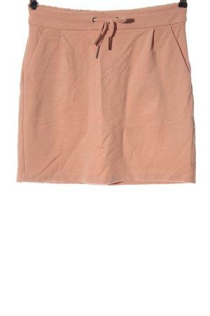 Vero Moda Miniskirt nude casual look