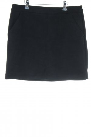Vero Moda Minirock schwarz schlichter Stil