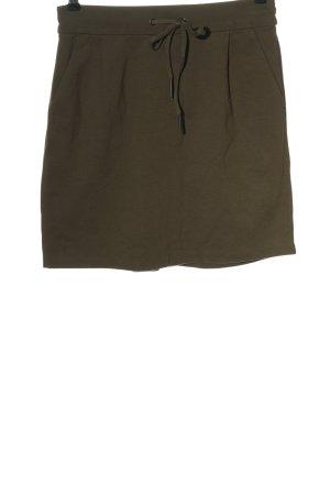 Vero Moda Minirock khaki Casual-Look