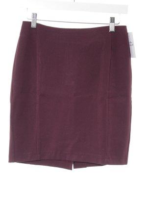 Vero Moda Minirock violett Elegant