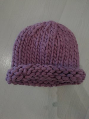 Vero Moda Chapeau en tricot multicolore