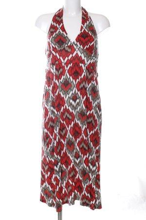 Vero Moda Robe dos-nu motif abstrait style d'affaires