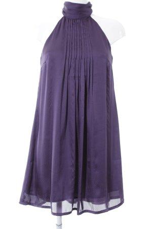 Vero Moda Vestido de cuello Halter lila elegante
