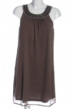 Vero Moda Halter Dress brown elegant