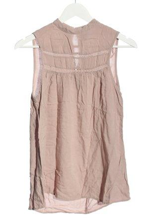 Vero Moda Haltertop roze casual uitstraling