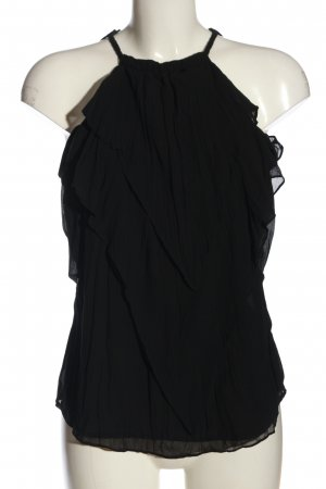 Vero Moda Haltertop zwart elegant