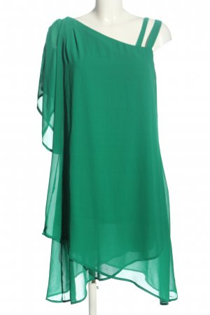 Vero Moda One Shoulder Dress green casual look