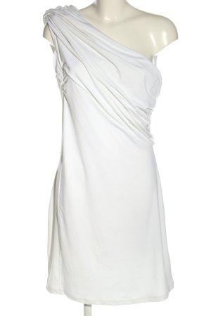 Vero Moda Abito monospalla bianco stile casual