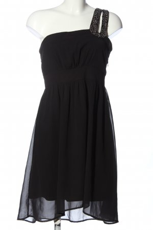 Vero Moda One Shoulder Dress black elegant