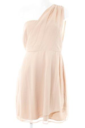 Vero Moda One-Shoulder-Kleid nude Webmuster Casual-Look