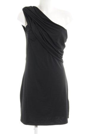 Vero Moda Robe asymétrique noir style classique