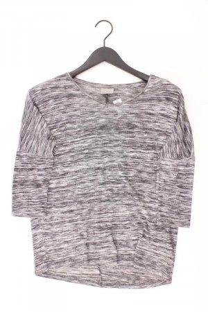 Vero Moda Oversize-Shirt Größe XS 3/4 Ärmel grau aus Polyester