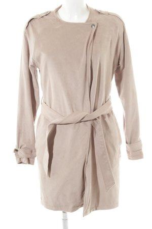 Vero Moda Oversized Mantel beige Urban-Look