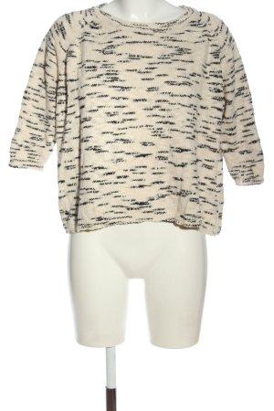 Vero Moda Maglione oversize crema puntinato stile casual