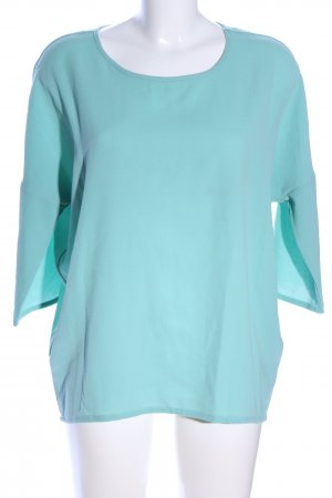 Vero Moda Oversized Shirt türkis Casual-Look