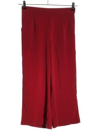 Vero Moda Pallazzobroek rood casual uitstraling