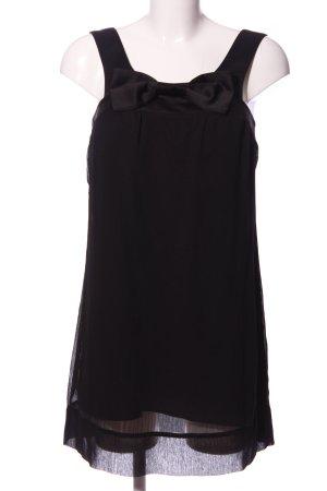 Vero Moda Blusenkleid schwarz Casual-Look
