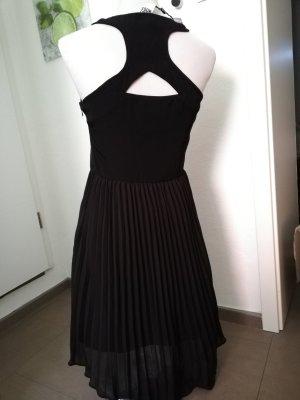 Vero Moda Falda plisada negro