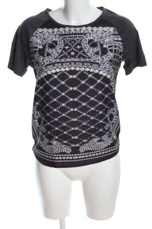 Vero Moda Shirt met print prints met een thema casual uitstraling