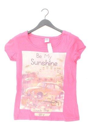 Vero Moda Shirt met print lichtroze-roze-roze-neonroos