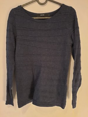 Vero Moda Crewneck Sweater blue-dark blue