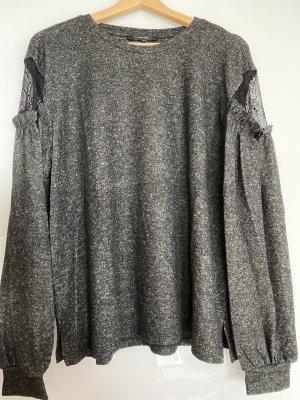 Vero Moda Maglione oversize grigio scuro