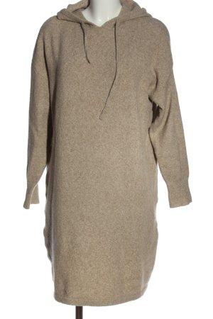 Vero Moda Swetrowa sukienka brązowy W stylu casual
