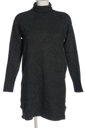 Vero Moda Abito maglione nero puntinato stile casual