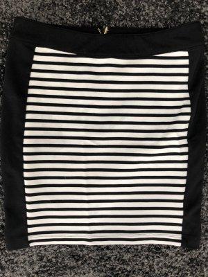 Vero moda Rock gr 34 schwarz weiß