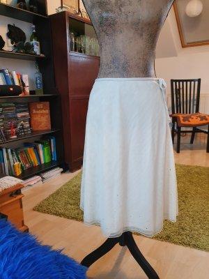 Vero Moda Tulle Skirt cream