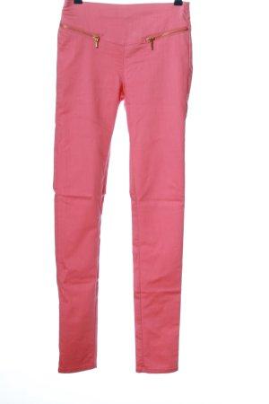 Vero Moda Röhrenhose pink Casual-Look