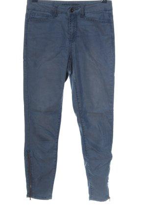 Vero Moda Röhrenhose blau Casual-Look