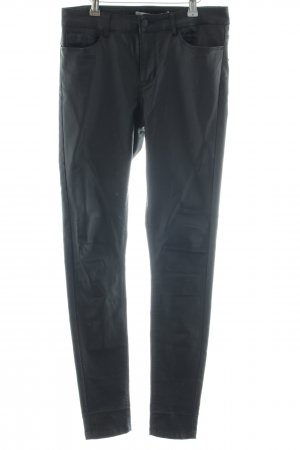 Vero Moda Röhrenhose schwarz extravaganter Stil