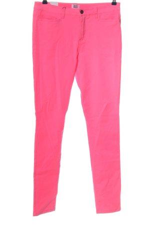 Vero Moda Jeans cigarette rose style décontracté
