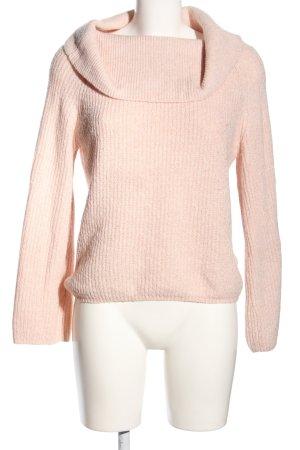 Vero Moda Rollkragenpullover pink Casual-Look