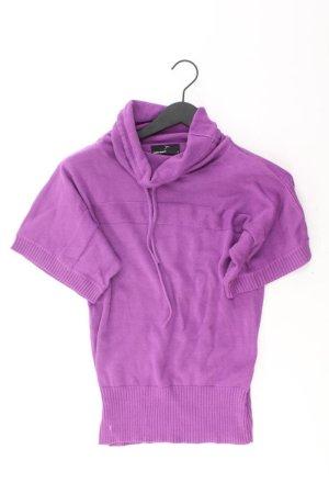 Vero Moda Turtleneck Shirt lilac-mauve-purple-dark violet cotton