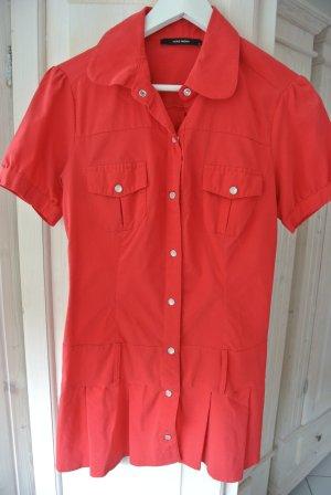 Vero Moda Rotes Tolles Blusenkleid/Tunika Gr. M