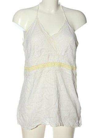 Vero Moda Backless Top white-primrose casual look