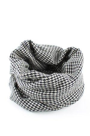Vero Moda Tube Scarf black-white allover print casual look