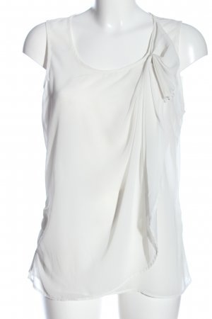Vero Moda Schlupf-Bluse weiß Casual-Look